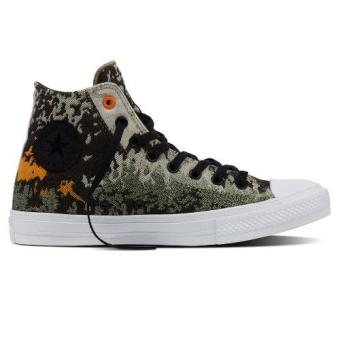 Giày Converse Chuck 2 Engineered Canvas 153550 (Rêu Cam)