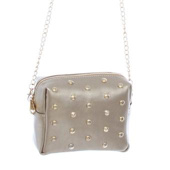 LALANG Crossbody Shoulder Bag Gold