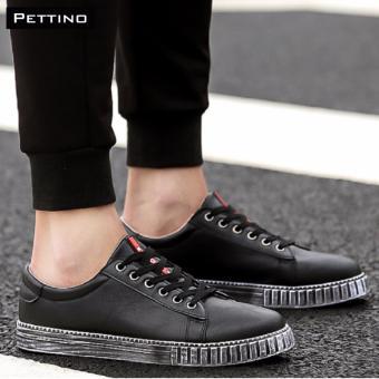 GIÀY NAM THỜI TRANG - Pettino GV-09 (đen)