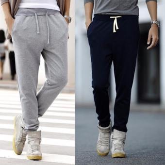 Quần Jogger nam nữ phong cách - TL Fashion (Đen)