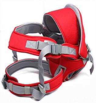 Đai địu em bé 6 tư thế ( màu đỏ )