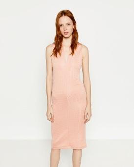 Đầm Kiểu Zara (Hồng)