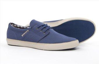 Giày nam thời trang ANANAS 20094 (Xanh navy)
