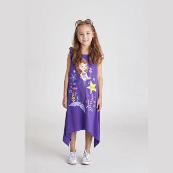 Đầm Bé Gái Disney Sofia Sfdr-0051