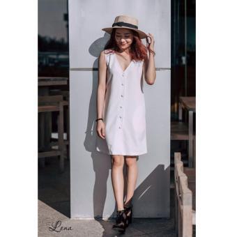 Đầm Suông Xavia Clothes Lena