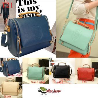 Túi đeo vai thời trang T21 (Xanh đậm)