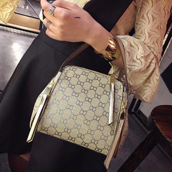 Túi xách nữ cao cấp phong cách sang trọng JLD110 (Ánh xanh) - 4044013
