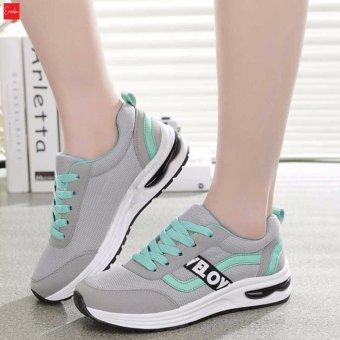 Giày Sneaker Thời Trang nữ Erosska - GN022 (Xám)
