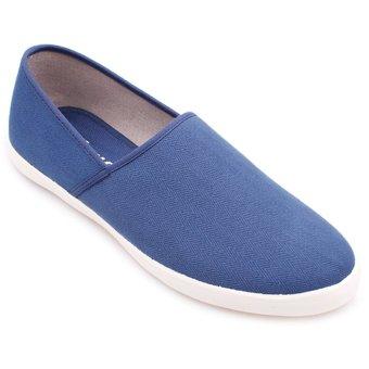 Giày lười nam Aqua Sportswear M102 (Xanh)