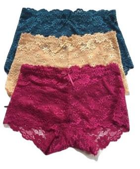 Bộ 3 quần lót nữ ren