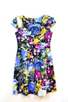 Đầm hoa Midu Fashion D09