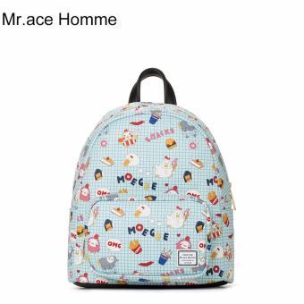 Balo Thời Trang Mr.ace Homme MR16C0442B01 / Xanh phối hoạt hình