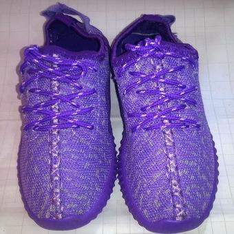 Giày vải thể thao (Tím)