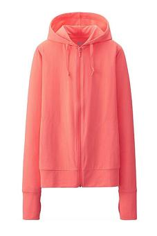 Áo khoác chống nắng cotton mát mịn (Đỏ)