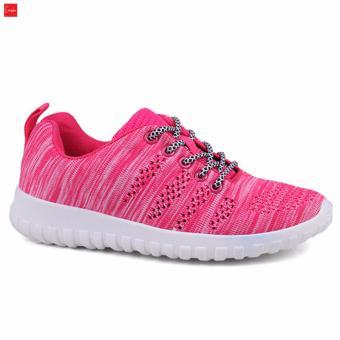 Giày Sneaker Thời Trang nữ Erosska - GN026 (Hồng)