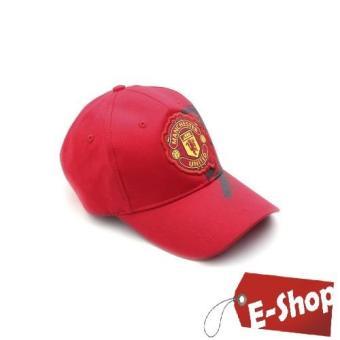 Nón câu lạc bộ Manchester United E Shop Design (Đỏ)
