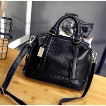 Túi đeo chéo cao cấp da siêu đẹp - T2222Đ ( màu đen )
