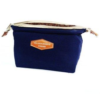 Túi đựng đồ mỹ phẩm cotton tiện dụng HQ 205880-1