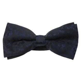 BolehDeals Mens Adjustable Wedding Prom Formal Party Dickie Tuxedo Bow Tie #9 - intl