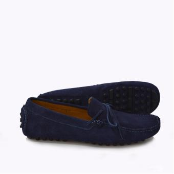 Giầy mọi nam JOURNEY (Size 41 - màu xanh navy)