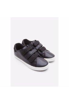Giày sneakers GEOX J KIWI G. D BLACK