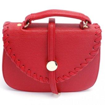 Túi hộp nữ MS131 (Đỏ)