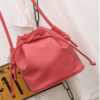 Túi nữ thời trang phong cách Hàn Quốc HQ 9TU54 4(đỏ)