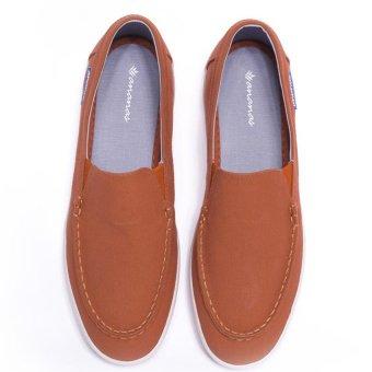 Giày nam thời trang ANANAS 20141 (Cam)