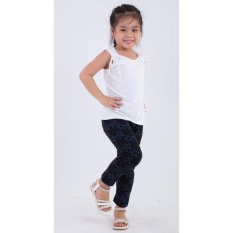 Quần legging bé gái Ugether UKID155(Đen)