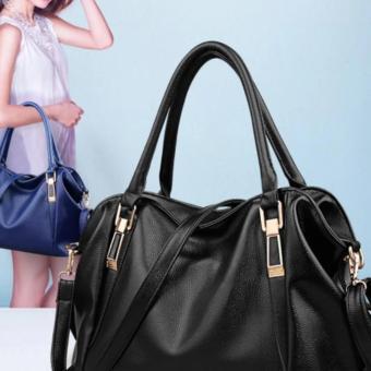 Túi nữ phong cách Đồ Da Do Choi PC HQ205929-1 (Đen)