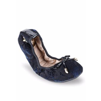 Giày Búp Bê Butterfly Twists Sasha (Bt01023-063) Đen
