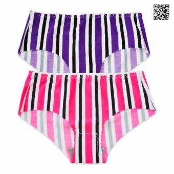 Bộ 5 quần lót không viền Printed Seamless Panties