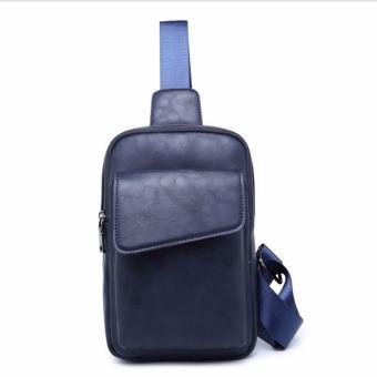 Túi Đeo Ngực Đeo Lưng Thời Trang BA279XD (Xanh dương)