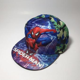Nón kết SpiderMan 3D