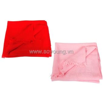 Bộ 2 Khăn Len Choàng Cổ Nữ Soyoung 2SCARF 001 R BP