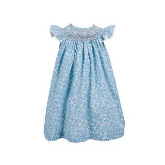 Lisa - Đầm Bé Gái Thêu Xích Móc