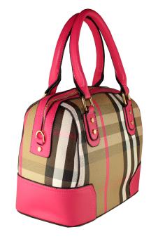 Túi xách thời trang cao cấp A02 (Hồng)