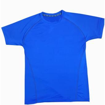 Áo thể thao Homie thời trang HMA003 (xanh navy)