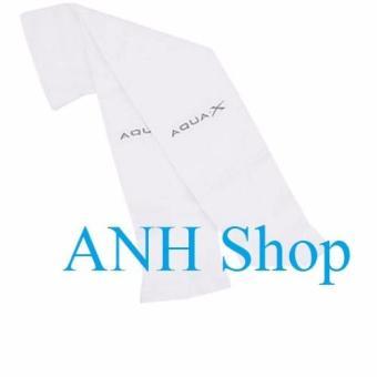 Găng tay chống nắng và tia UV_Aqua X (Trắng)