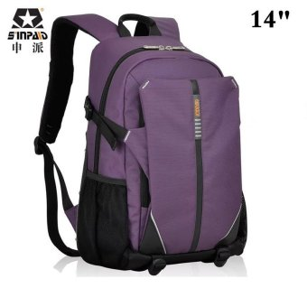 Lan-store Premium Quality Male / Female Backpack--SINPAID Waterproof Oxford 14