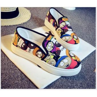 Giày mọi nữ thời trang D&D - SF003
