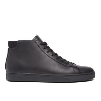 Giày Sneaker nam Cổ Cao Clae Bradley Mid (Cla01302) (Đen)