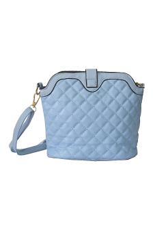 Túi đeo chéo ALAMODE PARIS ALM 0021LB (Xanh nhạt)