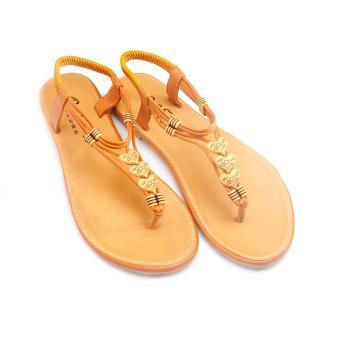 Giày xăng đan Lopez Cute GD37 (Nâu)