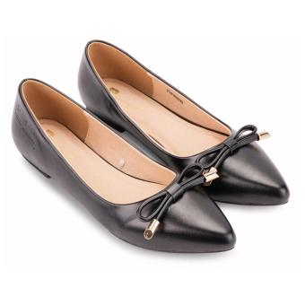 Giày Búp Bê Pierre Cardin PCWFWSB040 - Black