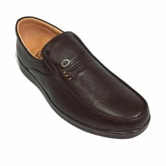 Giày Tây cao cấp da nam Sang Trọng Lịch Lãm Evest Ev163 D208