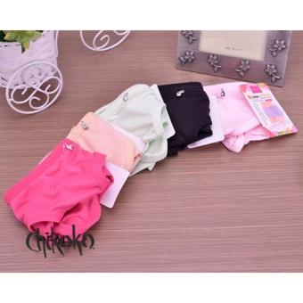 Combo 04 quần lót nữ cotton Thái đính đá GT247