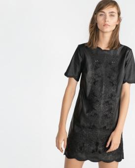 Đầm Da ZARA (Đen)