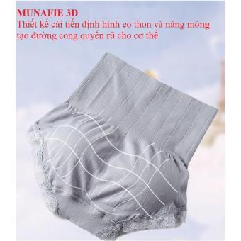 Quần lót MUNAFIE 3D định hình