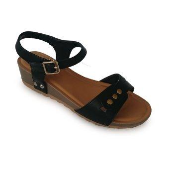Sandal nữ đế bằng